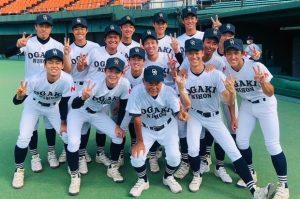 高校野球独自大会 大垣高・宮崎高がV